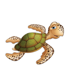 Jointed Sea Turtle