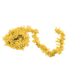 Tissue Paper Vine (Yellow)