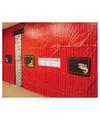 Red Barn Plastic Backdrop