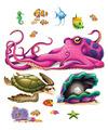Undersea Creature Accessories