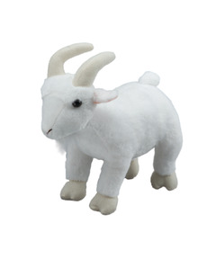 Plush Mountain Goat