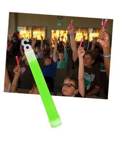 Glow Sticks Green (Alternate)
