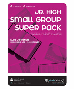 Jr. High Small Group Super-Pack (download)