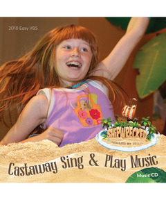 Castaway Sing & Play Music CD