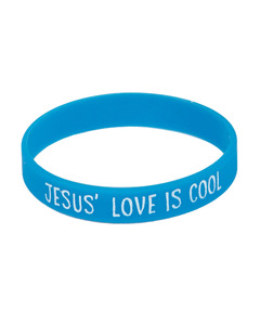 Jesus' Love is Cool Wristbands