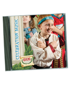Celebration Music CD