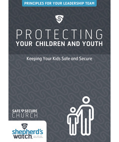 Protecting Your Children and Youth DVD: Keeping Your Kids Safe and Secure