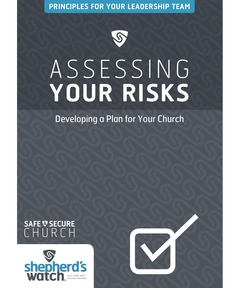 Assessing Your Risks DVD: Developing a Plan for Your Church