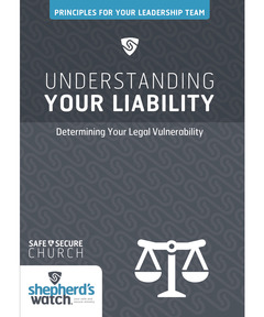 Understanding Your Liability DVD: Determining Your Legal Vulnerability
