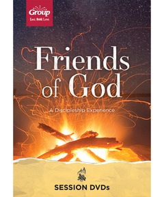Friends of God Session DVDs