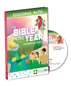 DIG IN, The Bible in One Year Companion DVD: Holiday