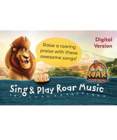 Sing & Play Roar Music Download Card