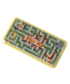 Lonely Lion Maze
