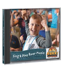 Sing & Play Roar Music CD