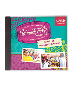 Music of WonderFull World CD
