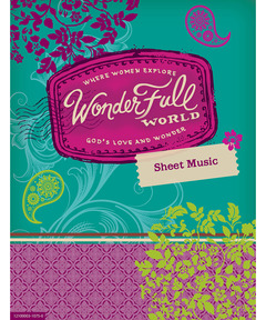 WonderFull World Worship Sheet Music Download