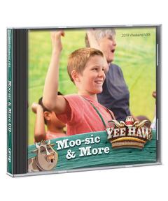 Yee Haw Moo-sic & More CD