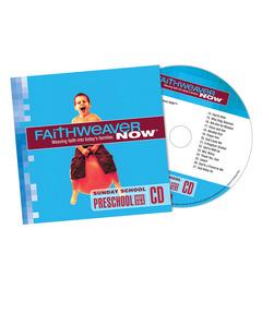 FaithWeaver NOW Preschool CD - Spring