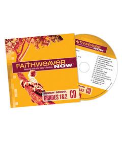 FaithWeaver NOW Grades 1 & 2 CD - Spring
