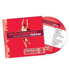 FaithWeaver NOW Grades 3 & 4 CD - Spring