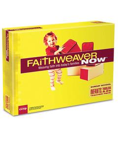 FaithWeaver NOW Infants, Toddlers, and 2s Teacher Pack - Spring
