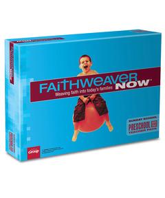 FaithWeaver NOW Preschool Teacher Pack - Spring