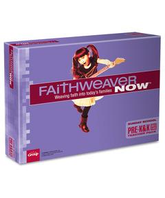 FaithWeaver NOW Pre-K & K Teacher Pack - Spring