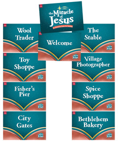 Miracle of Jesus Station Posters