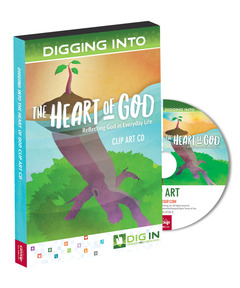 DIG IN, The Heart of God Clip Art CD