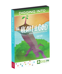 DIG IN, The Heart of God Clip Art Download