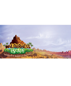 Wilderness Escape Giant Outdoor Banner