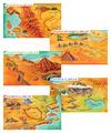 God Sightings Giant Maps