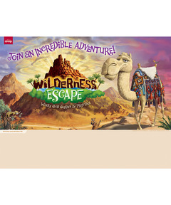 Wilderness Escape Publicity Posters