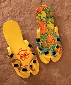Simple Sandals