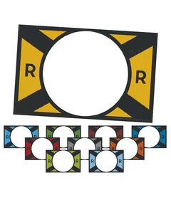 Rocky Railway Crew Signs
