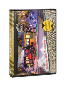 Decorating Places: Rocky Railway DVD