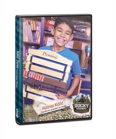 DVD de Historias KidVid (Español para Edición Bilingüe)