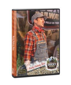 Rocky Railway Skits DVD