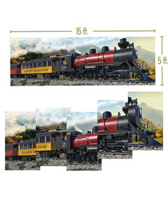 Giant Train Poster Pack