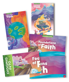 DIG IN, Foundations of Faith Giant Poster Pack