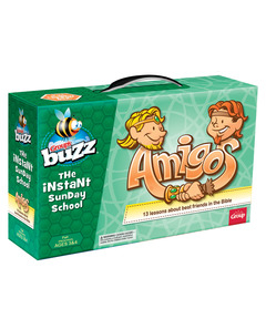 Buzz Preschool Amigos Kit - Fall 2020