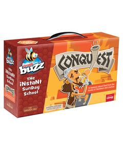 Buzz Grades 3 & 4 Conquest Kit - Fall 2020