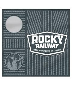 Rocky Railway Banduras - Coal