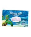 Anchored Music Download Card