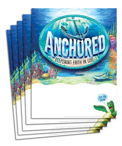 Anchored Publicity Posters