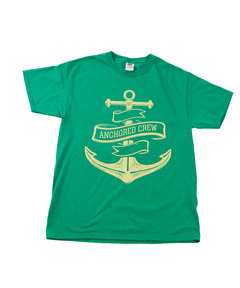 Anchored VBS Staff T-Shirt, Adult M (38-40)