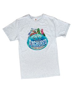 Anchored VBS Theme T-Shirt, Adult L (42-44)