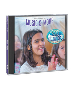 Anchored Music & More CD