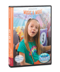 Anchored Music & More DVD