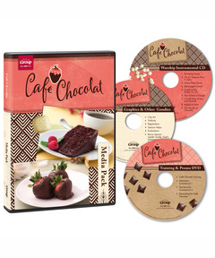 Cafe Chocolat Media Pack